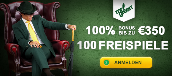 Mr.Green Casino Angebot