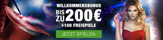Magic Red Casino Angebot